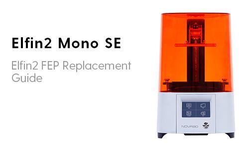 Elfin2 MONO SE FEP Replacement Guide