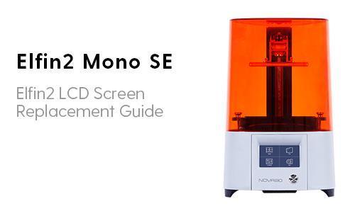 Elfin2 MONO SE LCD Screen Replacement Guide