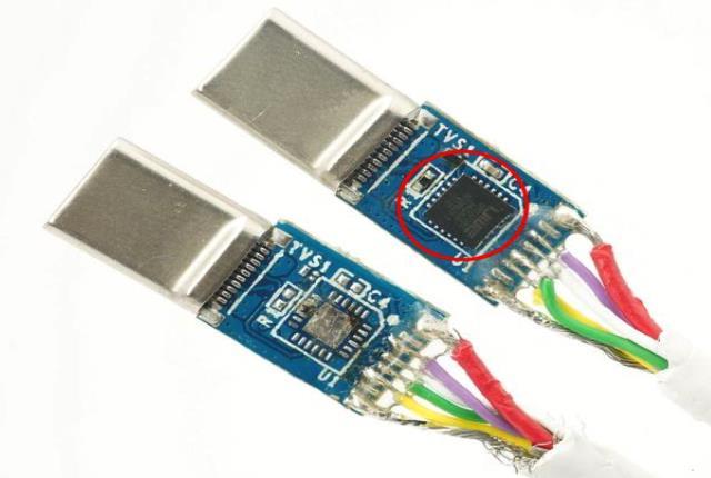 type c充电线