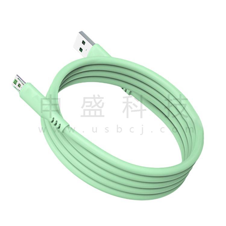 液态软硅胶充电线定制